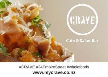 Crave Cafe & Salad Bar